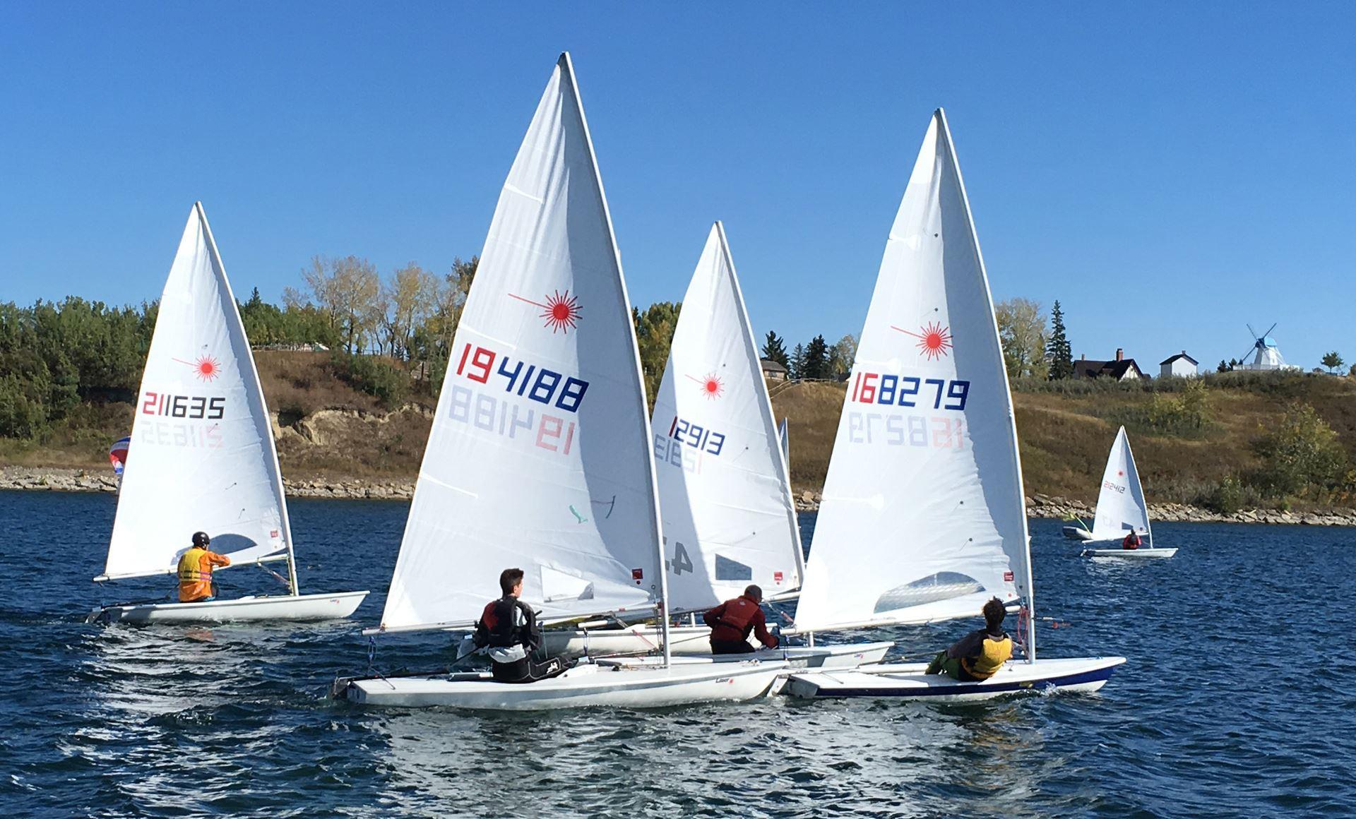 Glenmore Sailing Club - Sail Our Boats